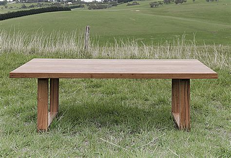 Handmade Dining Tables Melbourne - recycled timber dining tables industrial dining tables