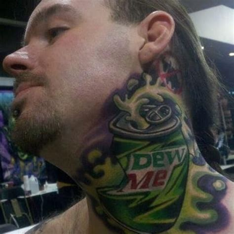extreme tattoo website is there anything more extreme than mountain dew tattoos