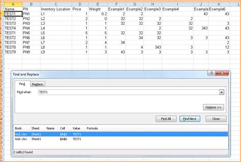 listview layout template exle vb net searching for multiple values using vba in excel