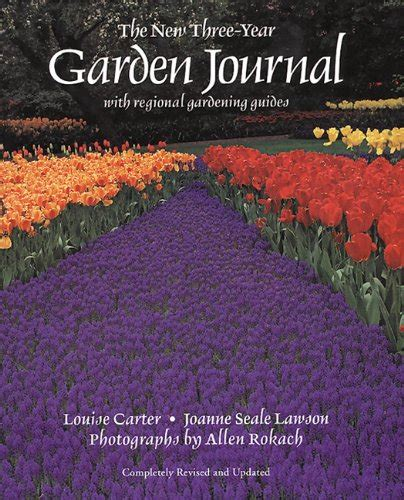 regional garden guides ean 9781555913922 the new three year garden journal