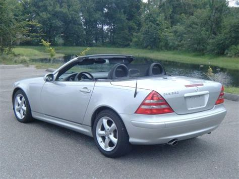 repair anti lock braking 2003 mercedes benz slk class navigation system buy used 2003 mercedes benz slk320 convertible looks runs great no reserve in