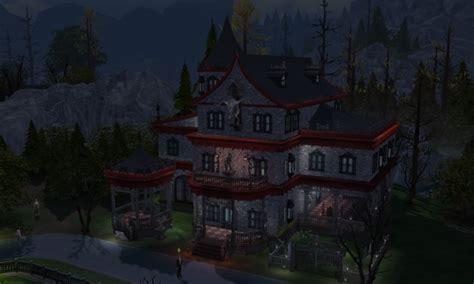 vampire mansion  tatyana  sims  updates