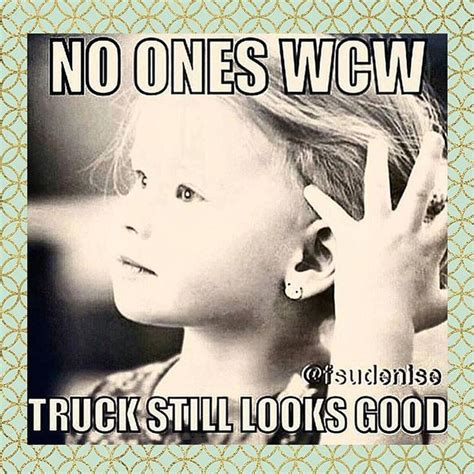 Still Looks Great by No Ones Wcw Truck Still Looks Mini Truck