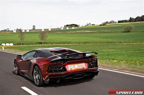 Lamborghini Aventador On The Road Road Test Lamborghini Aventador 006