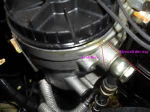 dodge ram 2500 4x4 cummins 5 9 fuel filter housing
