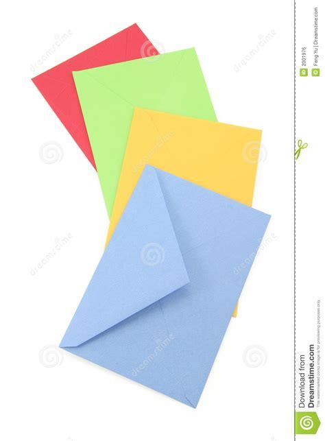 colorful envelopes colorful envelopes royalty free stock image image 2001976
