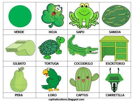Imagenes De Cosas Verdes | objetos de color verde imagui