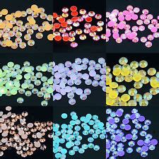 1000pcs V Cut Point Back Ab Rhinestone Permata 1000pcs flat back acrylic rhinestones 1 5mm 2mm 3mm 4mm