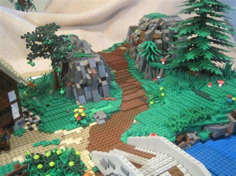 scheune mittelalter mittelalter bauernhaus lego bei 1000steine de