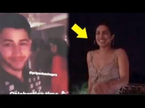 priyanka chopra engagement dance videos priyanka chopra s dance with nick jonas inside video