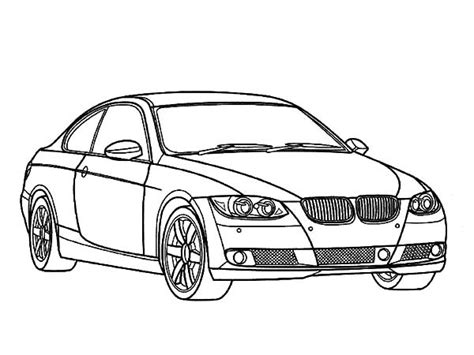 coloring pages of bmw cars free coloring pages of bmw m3 race