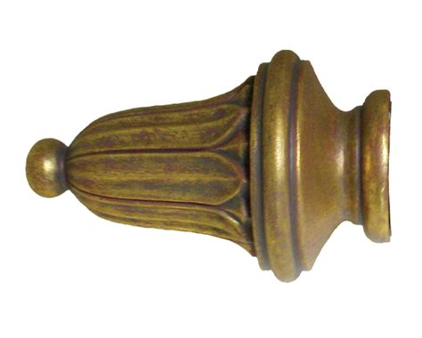 house parts drapery hardware house parts royal meeting street finial for 2 inch drapery