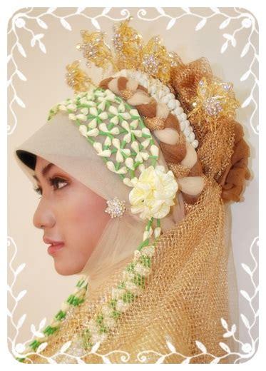 Gambar Jilbab Pengantin gambar model jilbab pengantin muslim modern terbaru