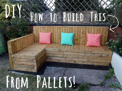 How To Make A Out Of Pallets by Kezzabeth Co Uk Uk Home Renovation Interiors And Diy