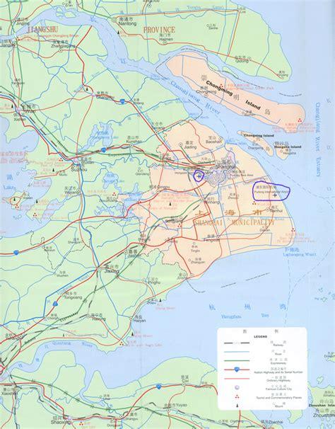 shanghai map shanghai map toursmaps