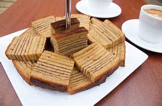 resep   membuat kue lapis legit  manis  enak