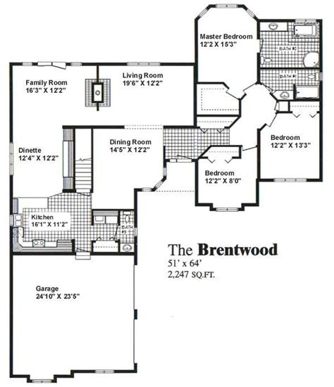 brentwood floor plan brentwood floor plan home design