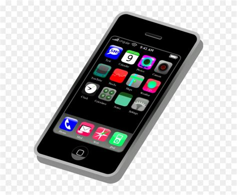 clipart cellulare smartphone app clipart cell phone clipart free