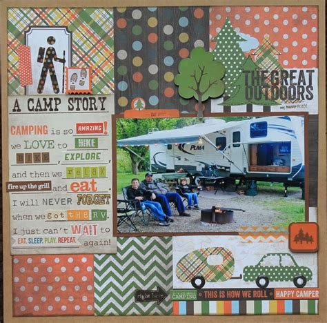 7 Great Scrapbooking by 17 Best Images About The Great Outdoors On