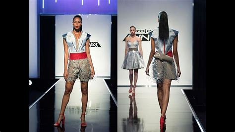 Project Runway Fashion Quiz Episode 5 Whats The by Project Runway Recycled Materials Challenge Didn T Reduce