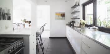 ideas for galley kitchens best galley kitchen ideas to design it in a proper way