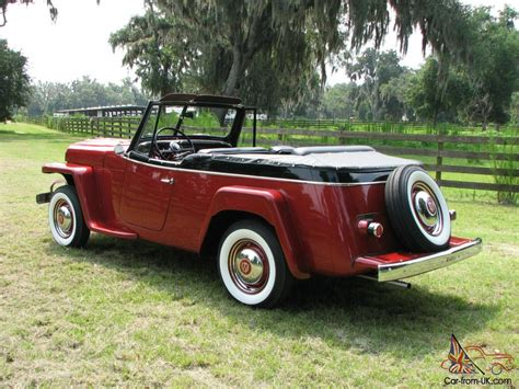 willys jeepster 1950 willys jeepster engine 1950 free engine image for