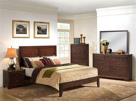 nicholas luxury bedroom set cherry finish marble tops free b205 bedroom set in cherry finish w faux marble top casegoods