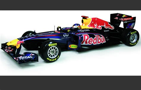 Kaos F1 Racing Seven 5 Kyosho 1 7 Scale Model Bull F1 Racing Rb7 Nitro Remote