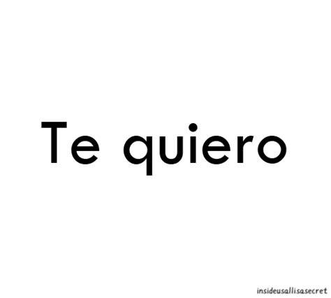 Imagenes Tumblr Te Quiero | chucha on tumblr