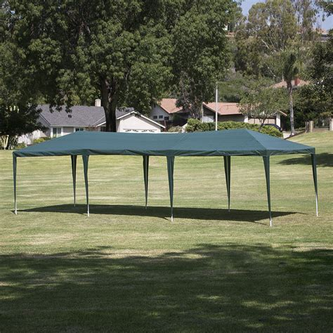 patio tent gazebo 10 x30 wedding outdoor patio tent canopy heavy duty