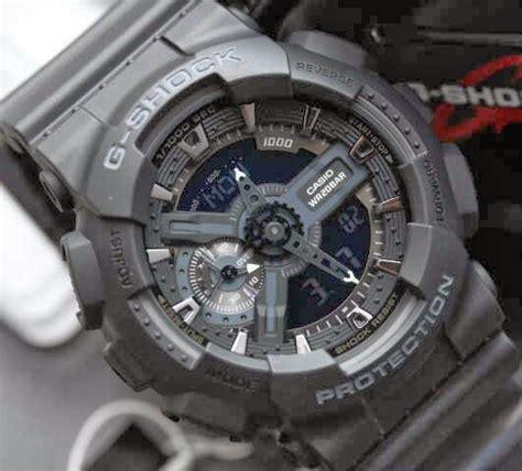 Jam Tangan Gshock Ga110 Grey moe1703 g shock original bergaransi resmi