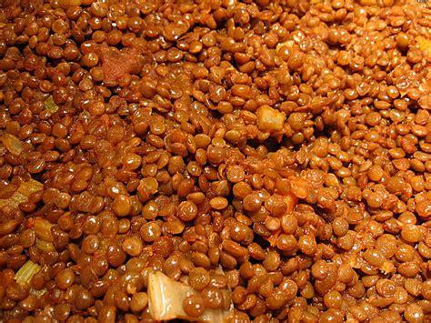 cucinare le lenticchie secche cuocere lenticchie secche bimby ricette