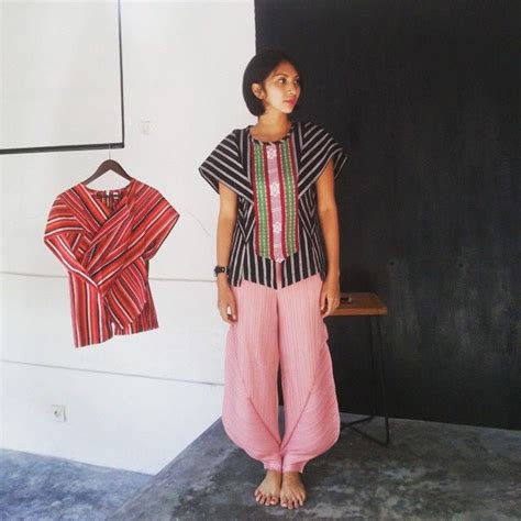 Batik Top 1744 1744 best ethnic batik ikat images on