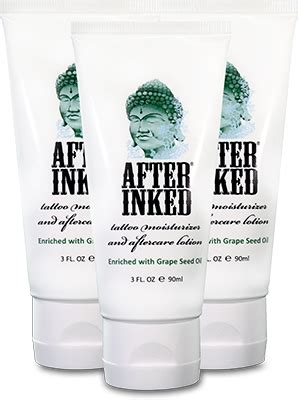 tattoo care after 24 hours after inked tattoo after care lotion 3 oz tube the