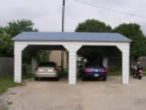 2 car metal carport flickr photo