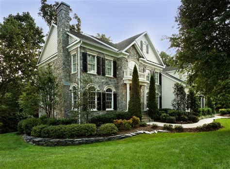 oakton curb appeal traditional exterior other metro