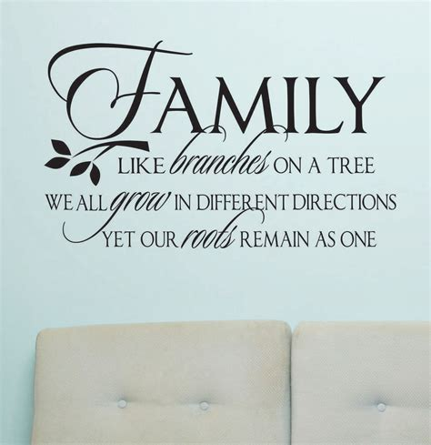 family quotes quotes about family trees quotesgram