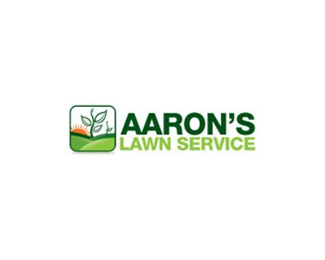 aaron s lawn service logo wettbewerb logos by gr8desizn
