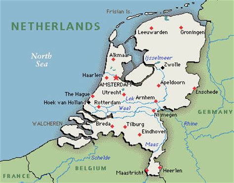 netherlands map jpg map of cities pictures map of netherlands