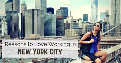 Best Mba In New York City by 12 Best Reasons To Working In Nyc New York City