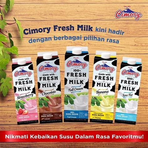 cimory refreshes packaging of its fresh milk new banana