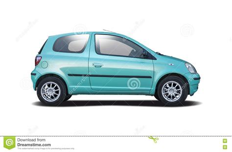 toyota white car toyota yaris stock photo image 70453571