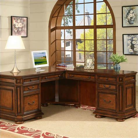riverside allegro l desk and return popular riverside furniture desk within allegro executive