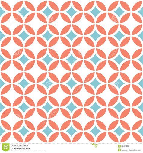 vintage geometric pattern retro geometric seamless pattern stock vector image