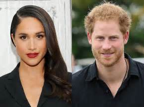 Meghan Markel And Prince Harry Prince Harry Is Dating Meghan Markle 5 Things To Know