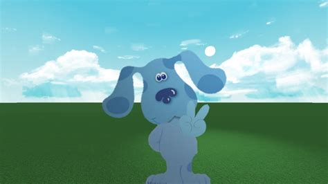 blue s clues the legend of the blue puppy blue s clues the real legend of the blue puppy r roblox