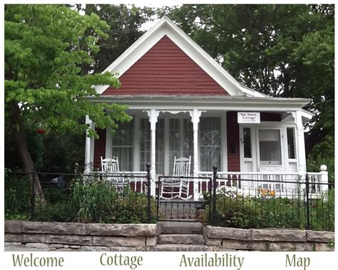 elk street cottage eureka springs arkansas