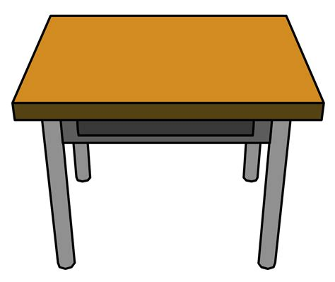 table clip table clipart pencil and in color table clipart