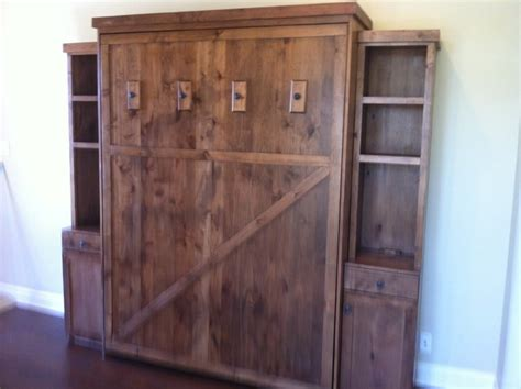 custom murphy bed the best custom made murphy beds in texas rustic
