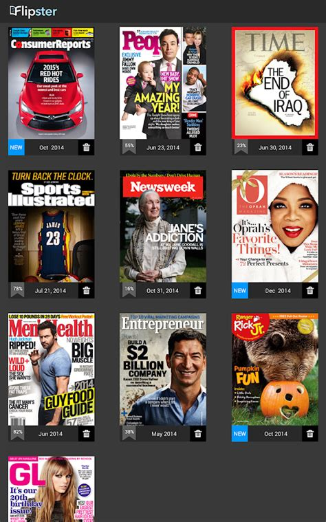 flipster apk flipster digital magazines android apps on play